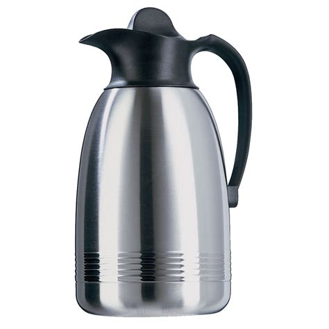 Yoshikawa Vacuum Flask Silver stainless steel flask 1 8l staples 174