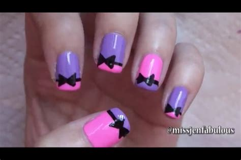easy clean up nail art easy nail art for beginners 8 beginner nail designs