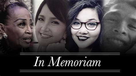 sky news list celebrity that died in 2016 in memoriam ph stars who died in 2015