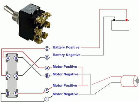 dpdt toggle switch wiring diagram wiring diagram and