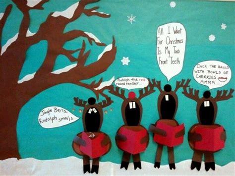 christmas board decoration best 25 bulletin boards ideas on kindergarten bulletin board