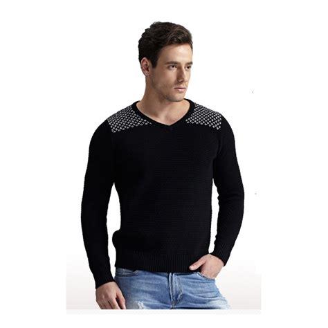 Sweater Untuk Pria jual sweater pria kerah v