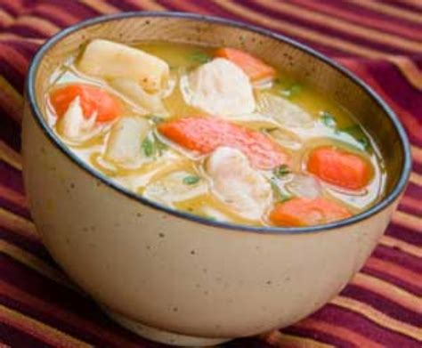 sopa de pollo cuban style chicken soup
