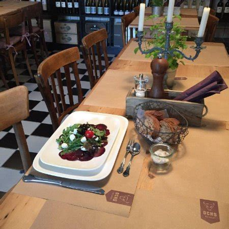 rote bette rote beete carpaccio im restaurant ochs picture of