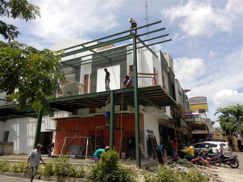 desain rumah rangka baja konstruksi baja untuk rumah tinggal desain rumah online