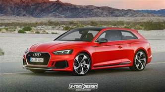Audi Rs5 Cabriolet 2018 Audi Rs5 Is Now A Shooting Brake Cabriolet And
