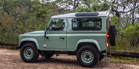 land rover truck 2016 2016 land rover defender 90 review caradvice