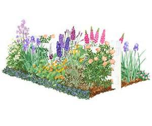 garden plans for cottage style gardens delphiniums and