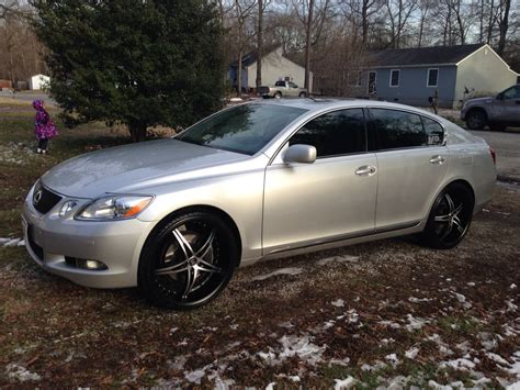 lexus gs300 rims 22 inch rims on 2007 gs350 club lexus forums