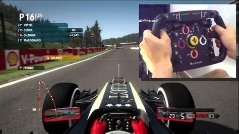 volante f1 ps3 volante f1 2012 g27