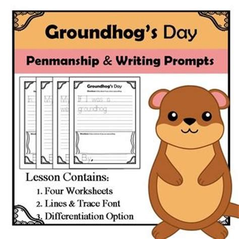 groundhog day journal prompts 1000 images about writing on anchor charts