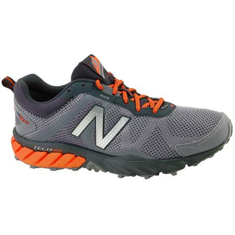 running shoes dealers new balance men s 610v5 trail running shoes grey bob s