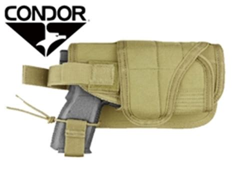 Ht Pouch condor tactical ht molle pistol horizontal holster