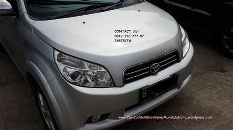 Jual Jakarta jual toyota type s murah cari jual beli mobil bekas murah jakarta