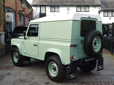 land rover defender 90 for sale 2016 land rover defender 90 heritage edition up for sale