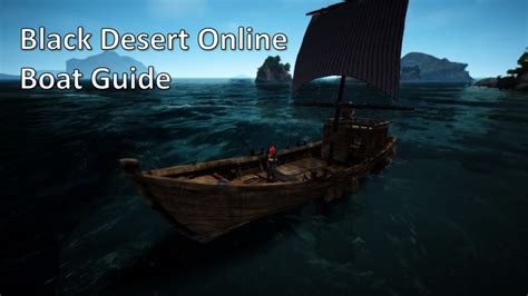 free fishing boat bdo how to efficiently auto fish in black desert online
