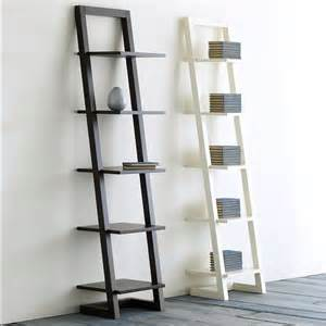 Interesting Bookcases Graceful 10 Unique Ladder Shelves Ikea Trent S Stuff