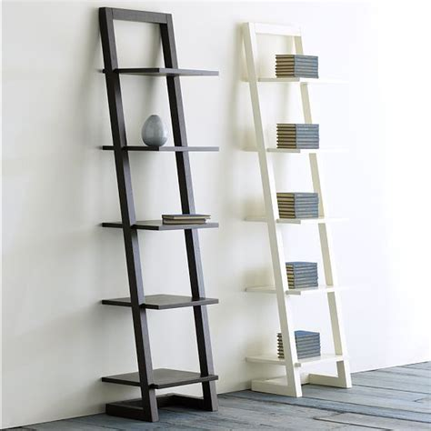 Bookcase Ladder Ikea Graceful 10 Unique Ladder Shelves Ikea Trent S Stuff Book Shelves Wall Shelves