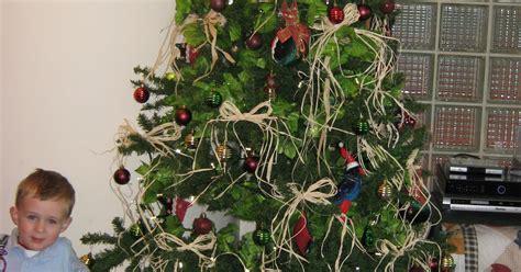 fake it frugal fake tannenbaum make a 20 tree look