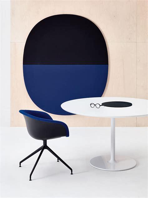 Lounge Armchair Duna 02 Trestle Swivel Arper Design Furniture