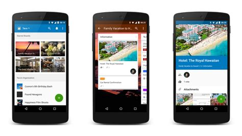 android news apps trello for android now with 100 more material trello