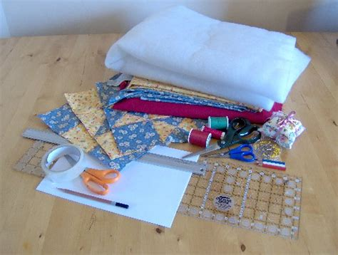 Patchwork Equipment - things to make and do patchwork and quilting make a