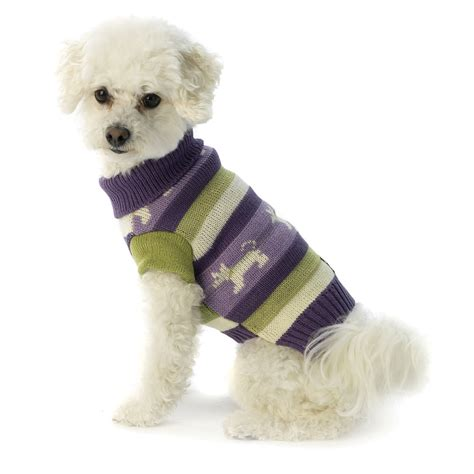 sweater for dogs fritzy s fair isle sweater coats sweaters for sale petsolutions