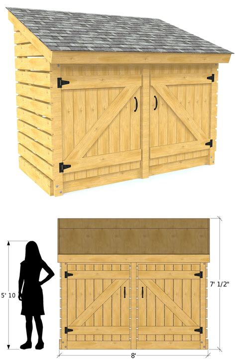 small shed plan   paulsshedscom shed