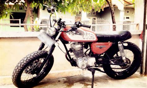 bengkel modifikasi motor tiger jakarta modif japstyle bekasi modifikasi motor japstyle terbaru