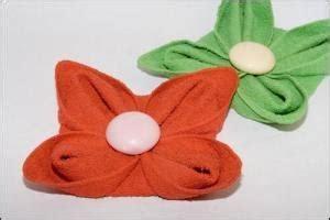 tutorial origami con asciugamani asciugamani creativi