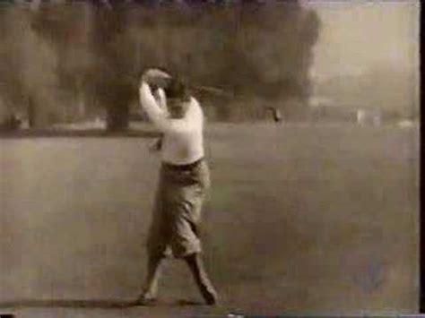 bobby clett golf swing bobby jones face on youtube