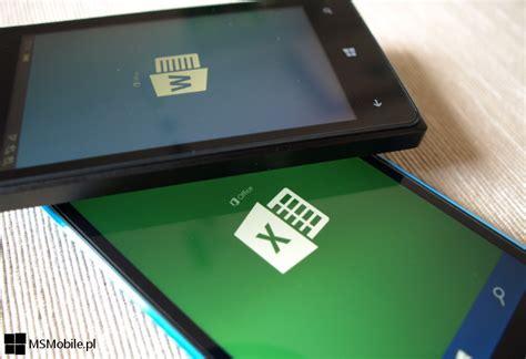 microsoft kończy rozw 243 j mobilnego pakietu office dla