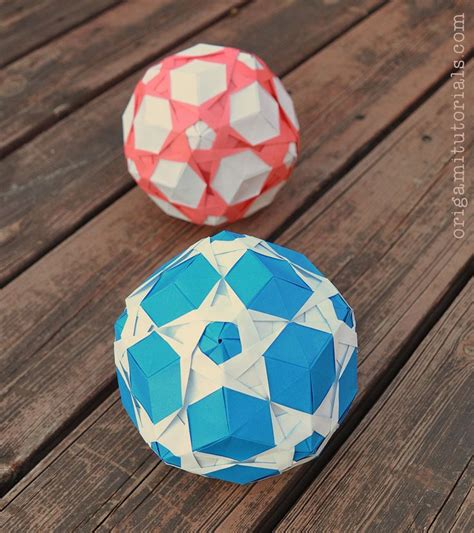 Modular Geometric Origami - 1360 best images about origami on