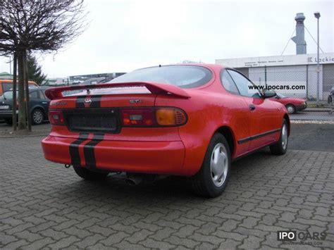 1993 Toyota Specs 1993 Toyota Celica Car Photo And Specs