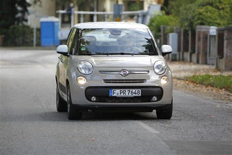 Knutschkugel Auto by Test Fiat 500l Die Knutschkugel Wird Erwachsen Magazin