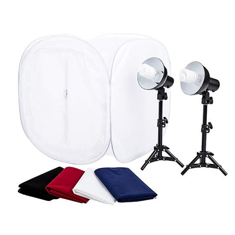 best video lighting kit studiopro top lighting tent kit choose size fovitec