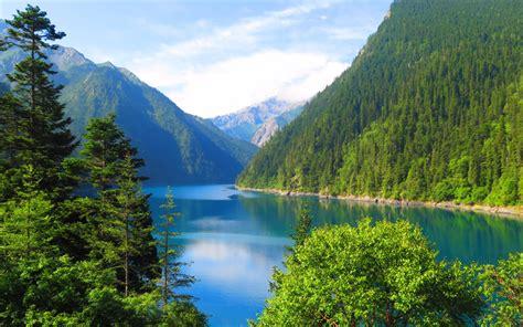 imagenes de la naturaleza en 4k descargar fondos de pantalla lago de monta 241 a 4k china