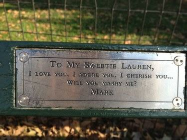 madeline kahn bench central park love letters from the benches of central park mommybites