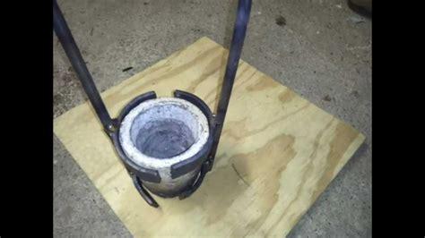 backyard foundry supplies lifting tongs backyard foundry equipment youtube