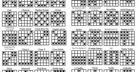 bingo pattern exles new and different ways to call bingo games activity