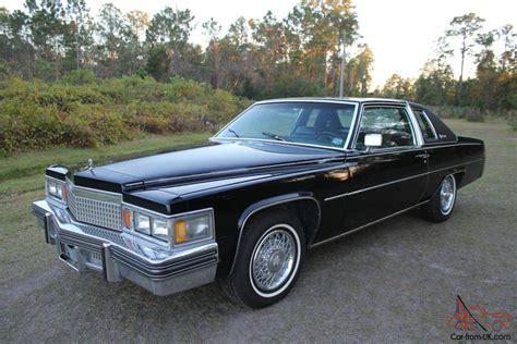 1979 Cadillac Coupe by 1979 Cadillac Coupe 7 0l 425 Original 62k