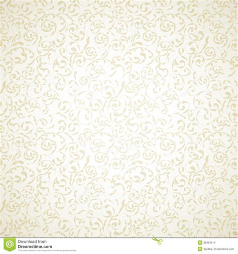 pattern background beige damask seamless pattern stock vector image of element