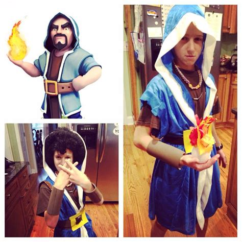 Kaost Shirt Clash Royale Witch clash of clans wizard costume make it a home