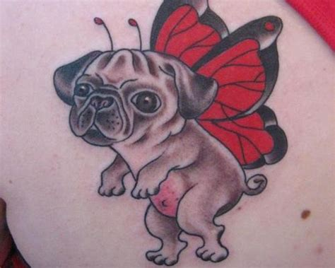 pug with wings 35 designs for me now