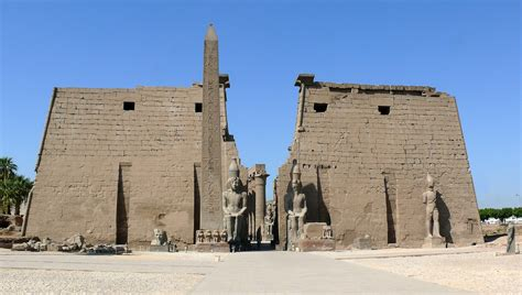 temple of luxor temple