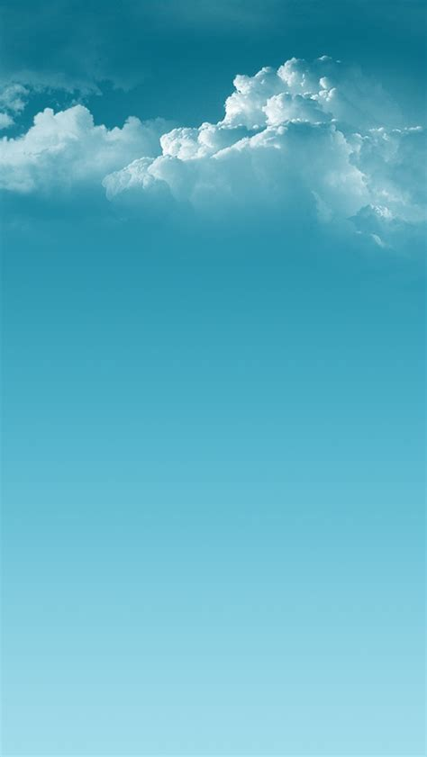 wallpaper iphone sky smooth blue clouds iphone5 wallpaper 640x1136 iphone 5