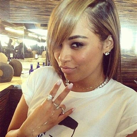 what is lauren londons hair color lauren london love the color and style hairstyles