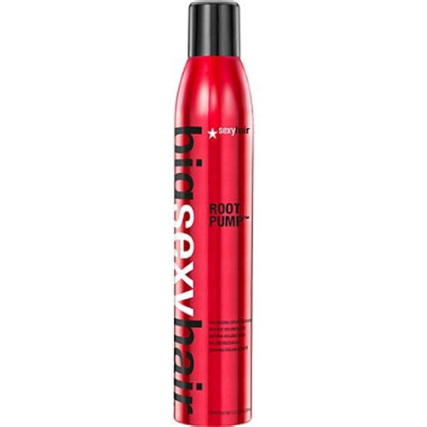 Sprei Fusia big hair root spray mousse ulta