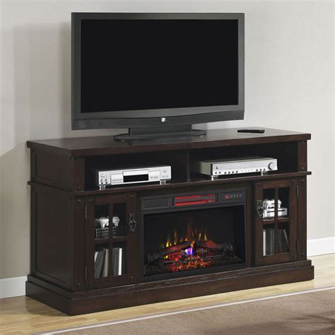 Direct Tv Fireplace by Dakota Infrared Electric Fireplace Entertainment Center In