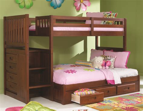 girls twin loft bed bunk beds for girls twin over full bedroom ideas pictures